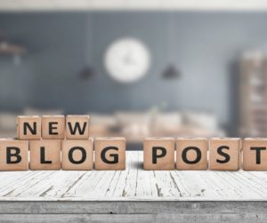 Article de blog